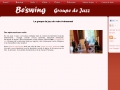 Be'swing orchestre de jazz
